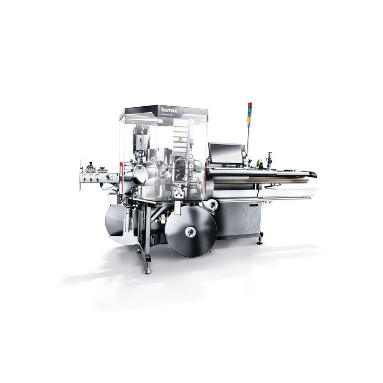 GAMMA 450 - zobacz maszynę w akcji