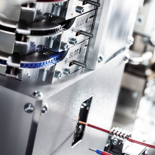 Automat obróbczy Komax Zeta 630