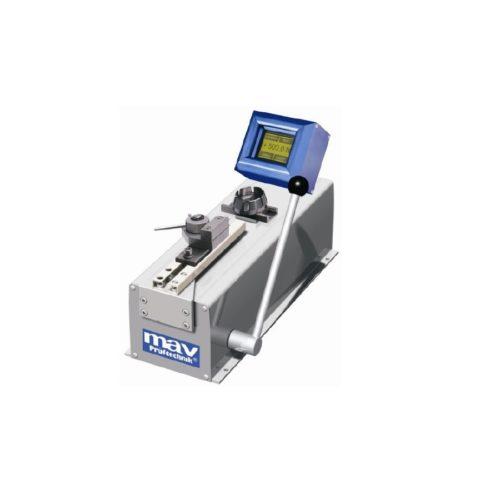 Maszyna do pomiaru siły zrywania MAV CT 50