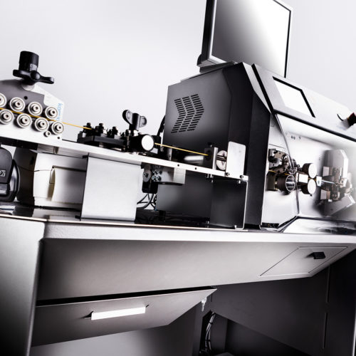 Maszyna do cięcia i odizolowywania Kappa 320