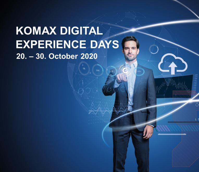 DNI DIGITALIZACJI KOMAX 2020